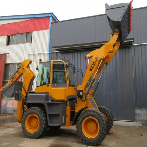 Hot Sale for Telescopic Mini Loader -