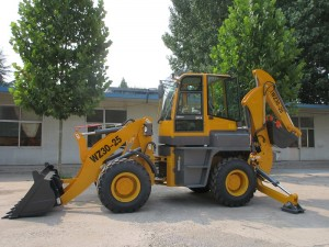Backhoe LoaderWZ30-25