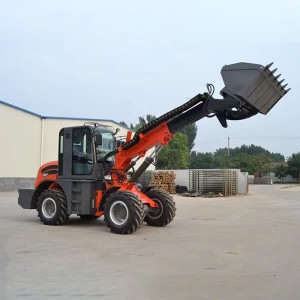 Telescopic Loader TL1500