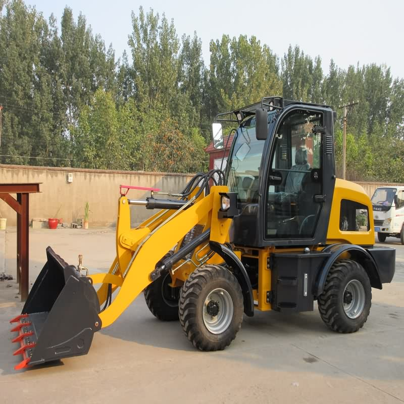 Wheel Loader ZL918 Featured Image