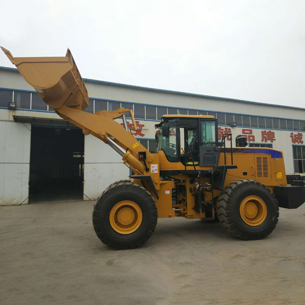 Wheel Loader ZL958 Featured Image
