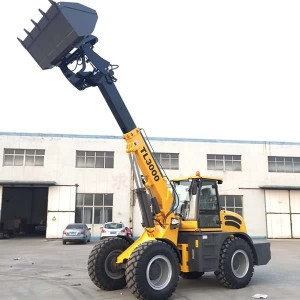 Telescopic loader TL3000
