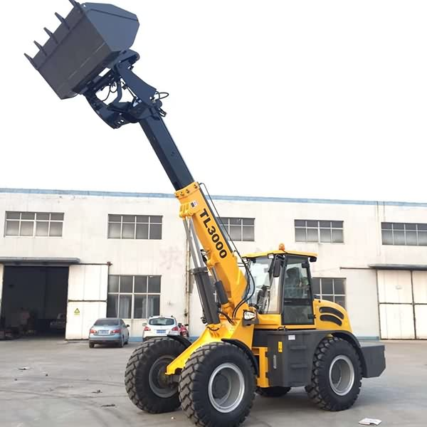 Telescopic Loader TL3000 Featured Image