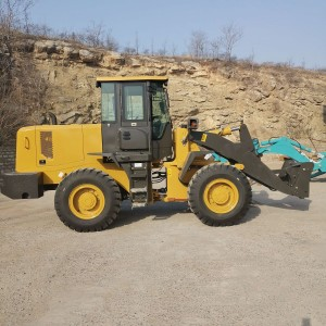Wheel Loader ZL938