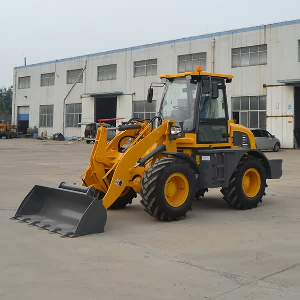 Wheel Loader ZL916 Featured Image