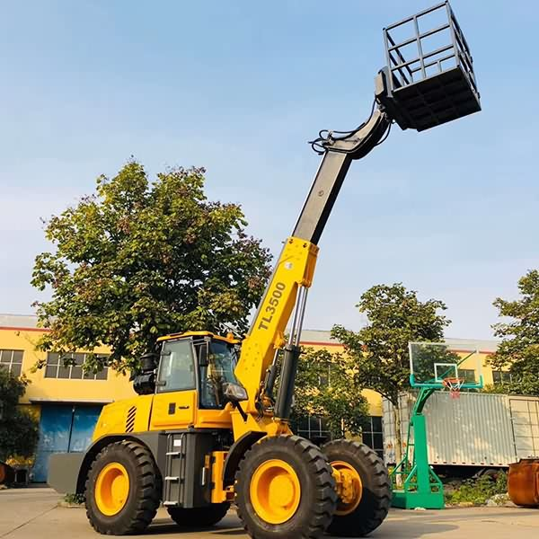 Telescopic loader TL3500 Featured Image